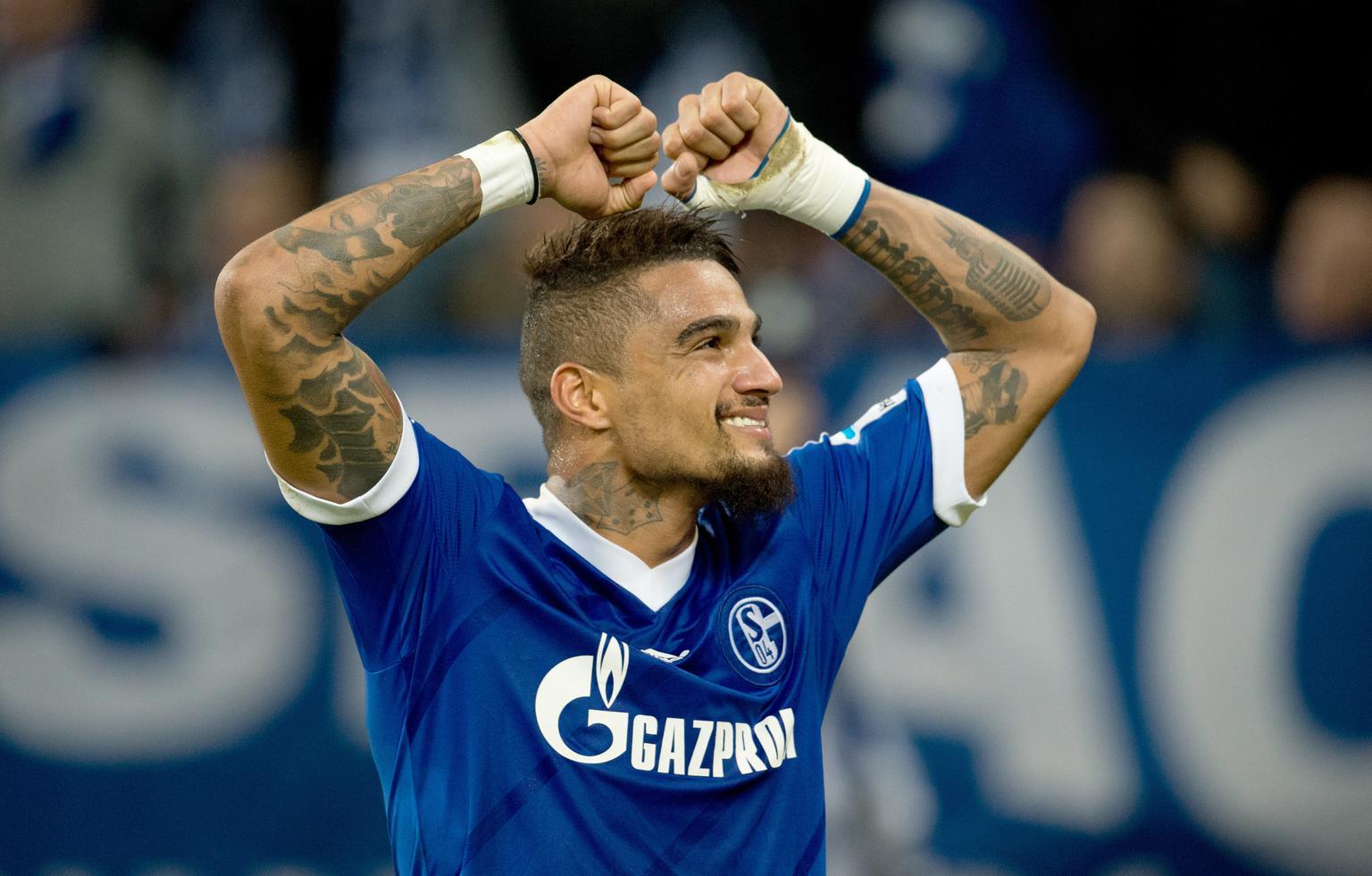 Schalkes Boateng twittert Vaterfreuden